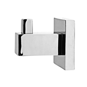 Square Chrome 304 Stainless Steel Clothe
