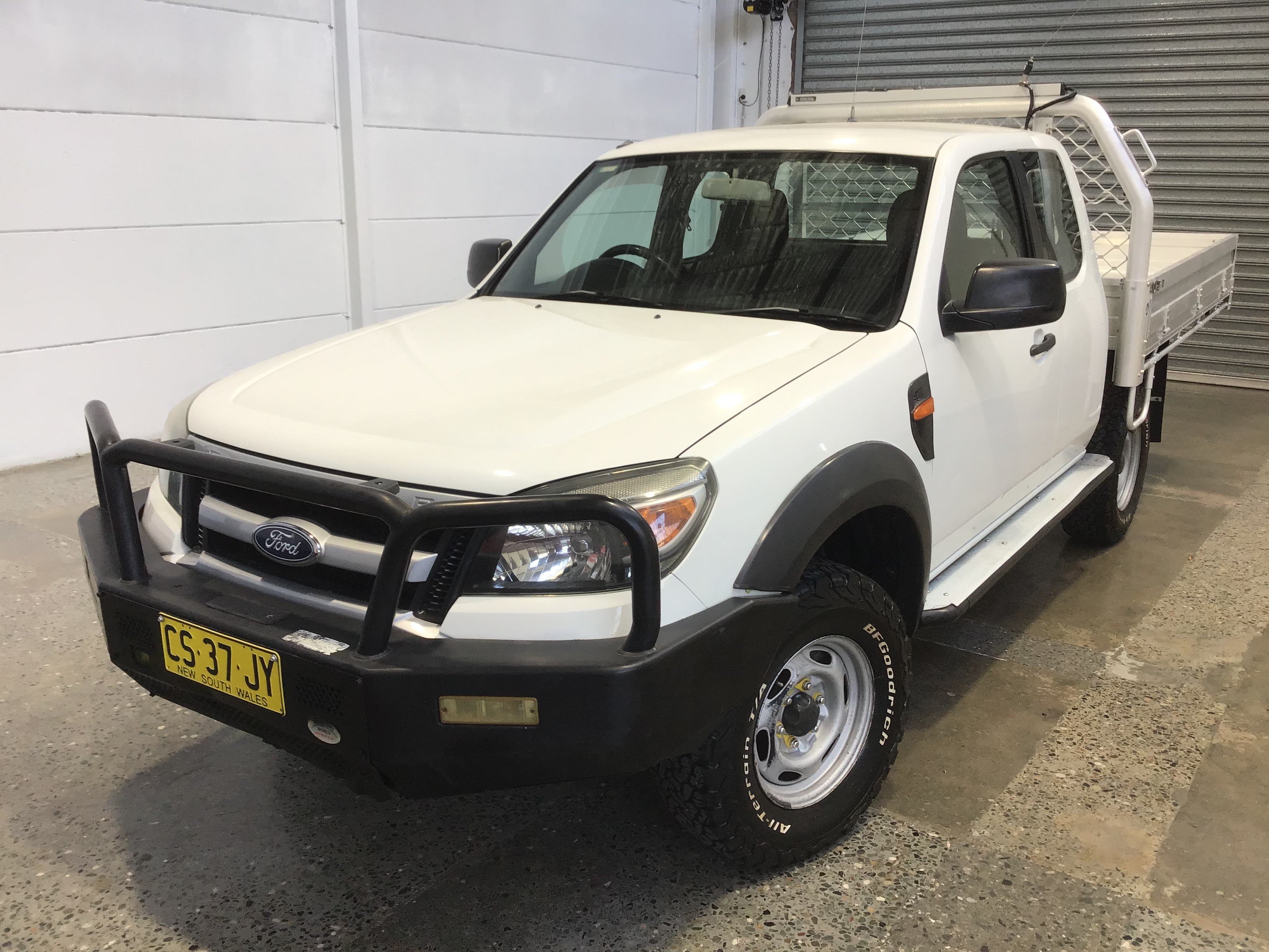 2011 ford ranger xl 4x4 pk turbo diesel manual extra cab