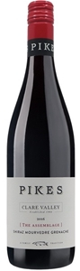 Pikes `The Assemblage` Shiraz Mourvedre