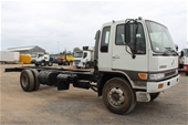 1999 Hino FG 4 x 2 Cab Chassis Truck