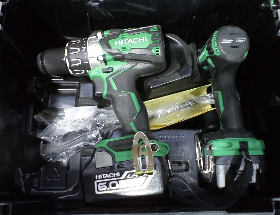 Hitachi 18V Drill Only