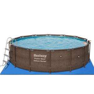 Bestway Steel Frame Above-ground Pool