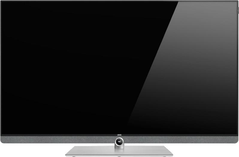 Loewe Bild 3.55 55-inch 4K UHD OLED TV (Light Grey) (56460S80)