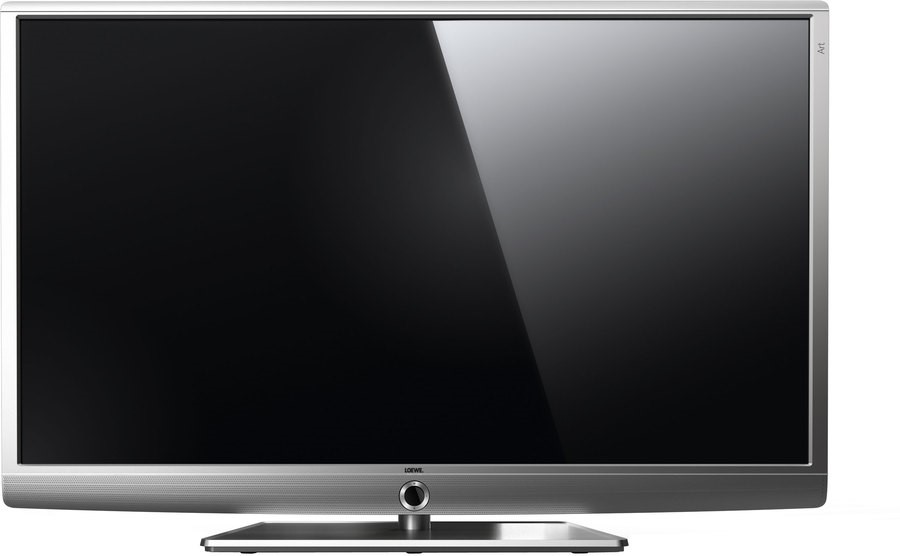 Loewe ART 60-inch Full HD 3D LED LCD TV (Silver) (52437T85)