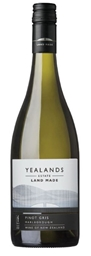 Yealands Estate `Land Made` Pinot Gris 2018 (12 x 750mL), Marlborough, NZ.