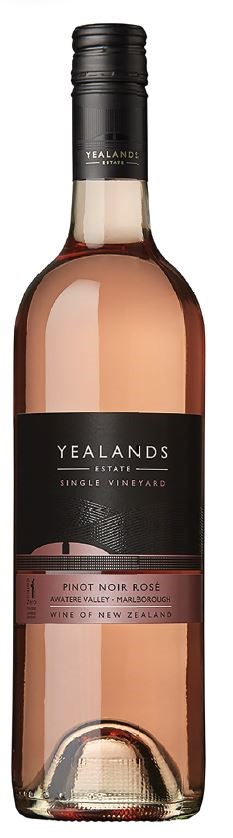 Yealands Estate Pinot Noir Rosé 2018 (6 x 750mL), Marlborough, NZ.