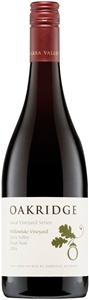 Oakridge LVS Willowlake Pinot Noir 2016