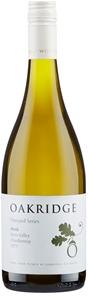 Oakridge VS Henks Chardonnay 2017 (6 x 7