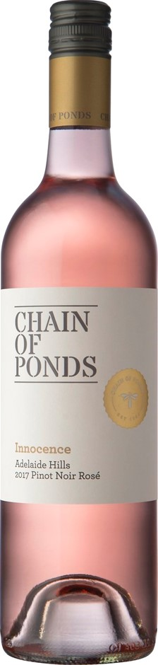 Chain of Ponds `Innocence` Rose 2018 (12 x 750mL), Adelaide Hills, SA.