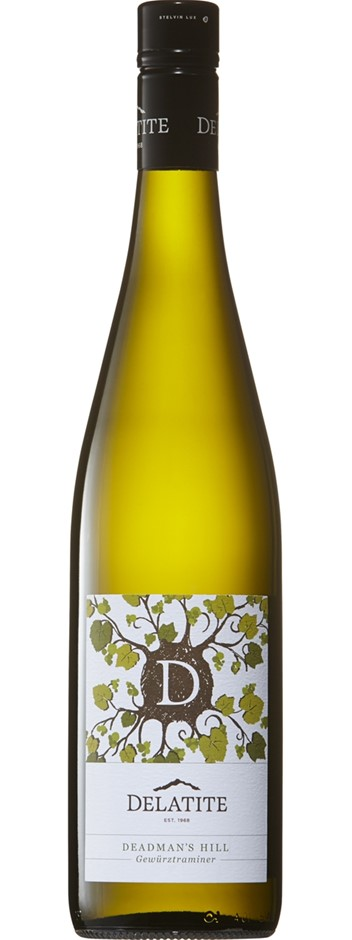 Delatite Estate `Dead Man's Hill` Gewurztraminer 2017 (12 x 750mL),VIC.
