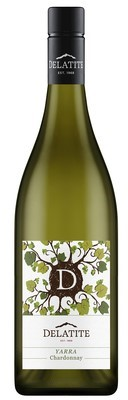 Delatite Chardonnay 2016 (12 x 750mL), Yarra Valley, VIC.