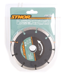 10 x STHOR Dry Cutting Discs, 125mm. Buy