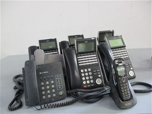 Qty 8 x NEC DT300 Series Phone System