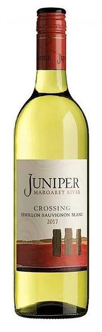 Juniper Crossing SSB 2017 (12 x 750mL), Margaret River, WA.