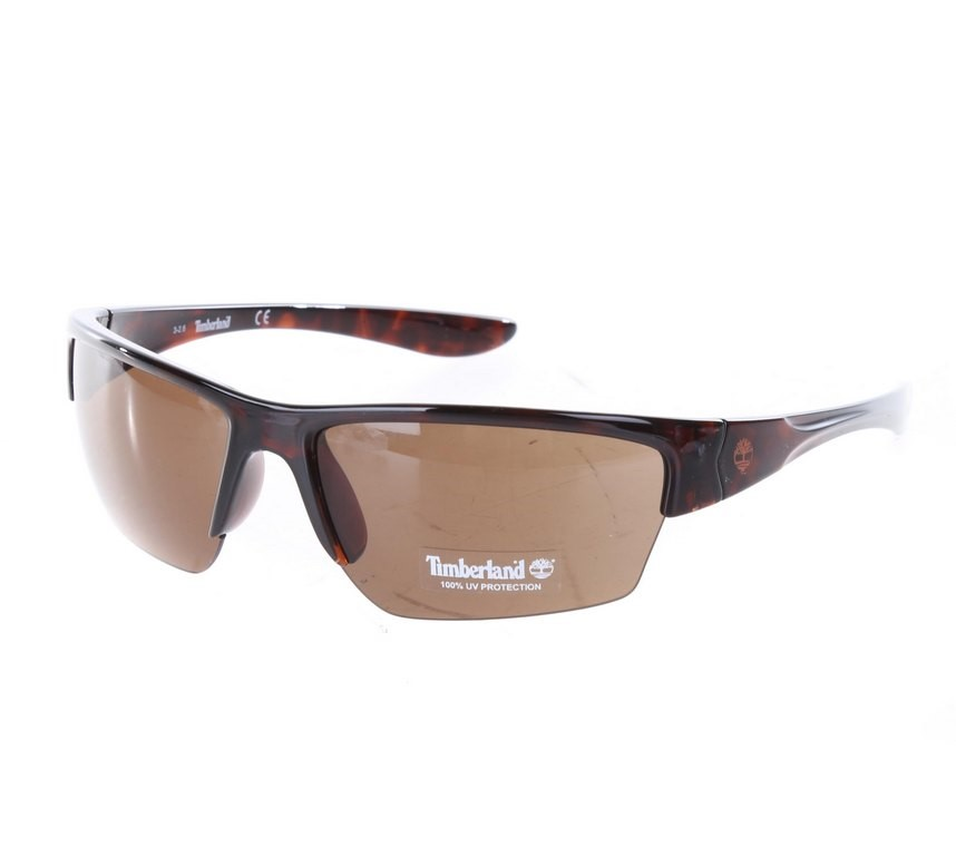 70449b5a7cef Pair TIMBERLAND Sunglasses Brown Tinted Lens with Brown Frame. Buyers Note