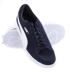 huge selection of 854b5 9c561 Pair Men`s PUMA Suede Classic Shoes, UK Size 10, Dark Blue ...