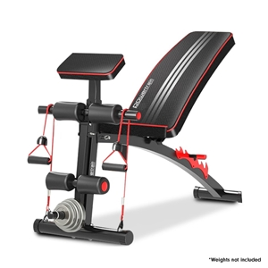 PowerTrain Adjustable Incline Decline Fl