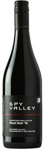 Spy Valley Pinot Noir 2016 (12 x 750mL),