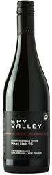 Spy Valley Pinot Noir 2016 (12 x 750mL), Marlborough, NZ.