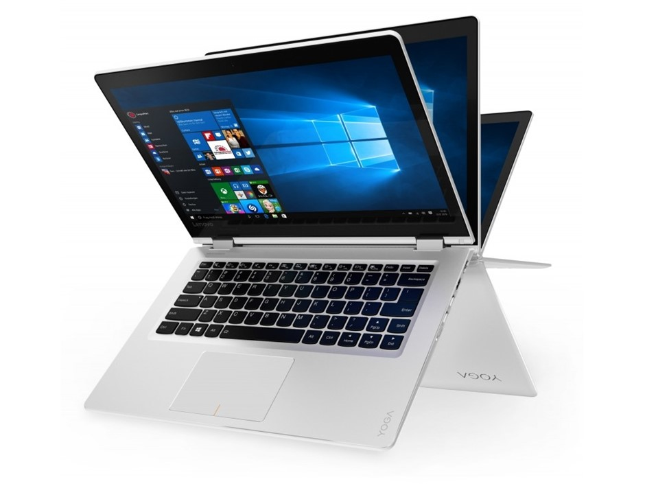 "Lenovo Yoga 510-14AST 14"" HD/A9-9410 RADEON R5/8GB/256GB SSD/Win 10"