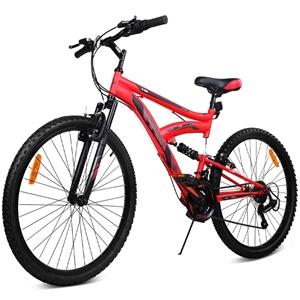 Huffy 26 Inch 66cm Mountain Bike Suspens