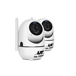 UL-TECH 1080P X2 Wireless IP Camera CCTV