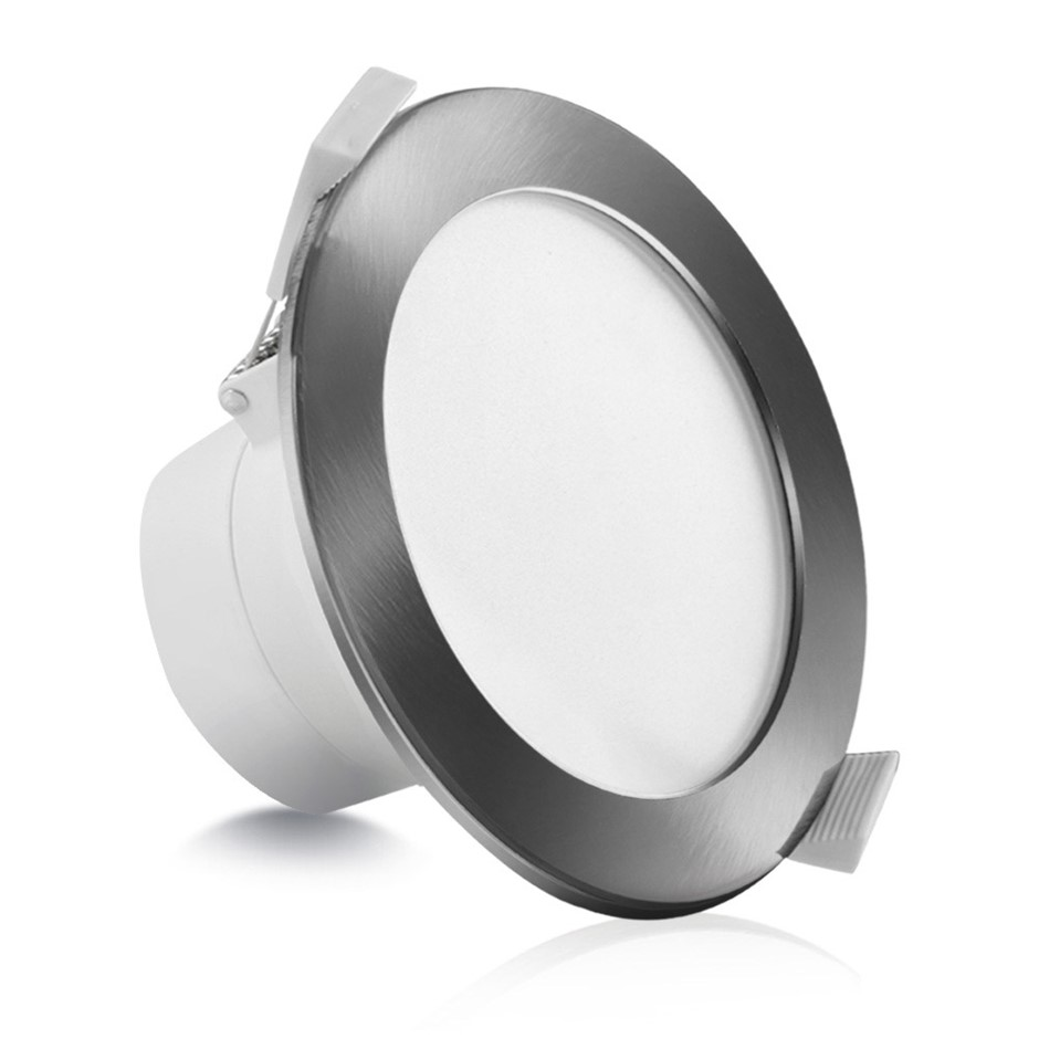 6 x LUMEY LED Downlight Ceiling Light Bathroom Kitchen Daylight White 12W