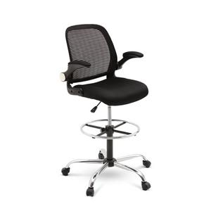 Veer Drafting Stool Office Chair Mesh Ad