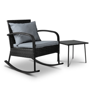 Gardeon Outdoor Furniture Rocking Chair