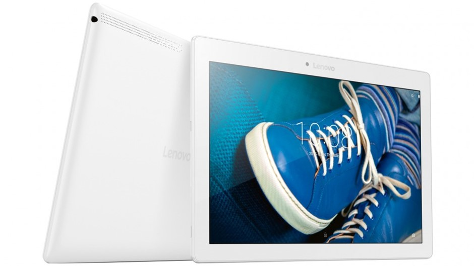 Lenovo Tab 2 X30F 10.1-inch 16GB WiFi Android Tablet, White