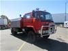 Isuzu FTS 700 4 x 4 Fire Truck 1993