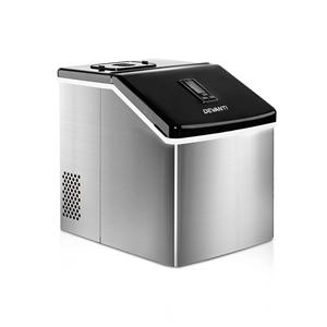 DEVANTi 3.2L Portable Ice Cube Maker Com