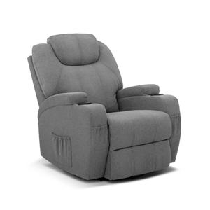Artiss Massage Sofa Chair Recliner Elect