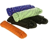 2 x 5 Hanks x Braided Multi-Purpose Ropes 8mm x 10M, Mixed Colours. Buyers