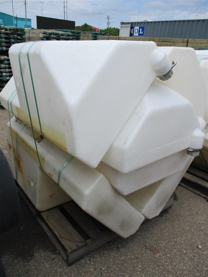 Qty 6 x Liquid Tanks