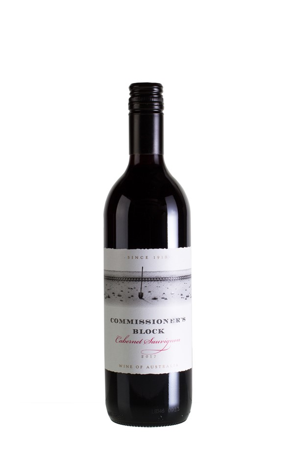 Commissioners Block Cabernet Sauvignon 2017 (12 x 750mL) SEA