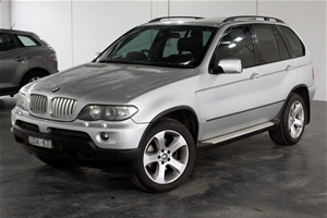2006 Bmw X5 4 4i E53 Automatic Wagon