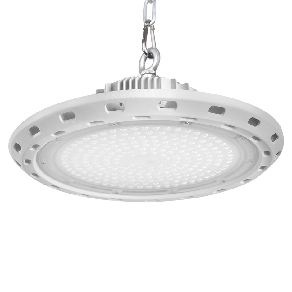 Lumey 200W UFO LED High Bay Light Lamp Warehouse Gym Industrial White