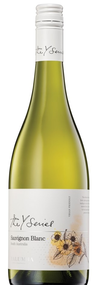 Yalumba `Y Series` Sauvignon Blanc 2018 (12 x 750mL), SA.