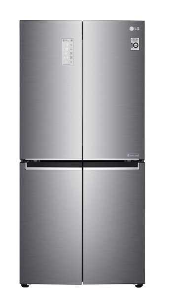 LG GF-B590PL 594L Slim French Door Fridge