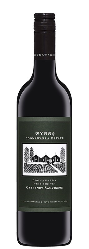 Wynns `The Siding` Cabernet Sauvginon 2016 (6 x 750mL), Coonawarra, SA.