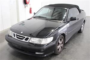 2003 Saab 9 3 Turbo Automatic Convertibl