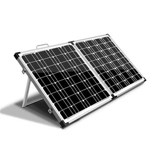 Solraiser 160W Folding Solar Panel Kit 1