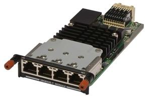 Dell Quad Port 10GBase-T Server Module,