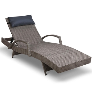 Gardeon Outdoor Sun Lounge Sofa Furnitur