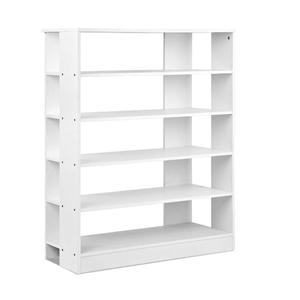 Artiss 6 Tier Shoe Rack Cabinet White