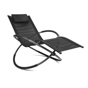 Gardeon Foldable Orbital Rocking Chair -
