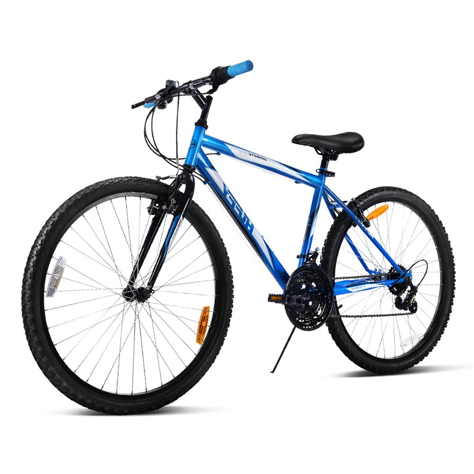 Huffy 26 Inch 66cm MountainUnisex Bicycle 15-Speed City Road