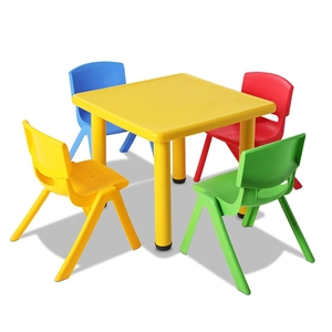 Keezi 5 Piece Kids Table and Chair Set -