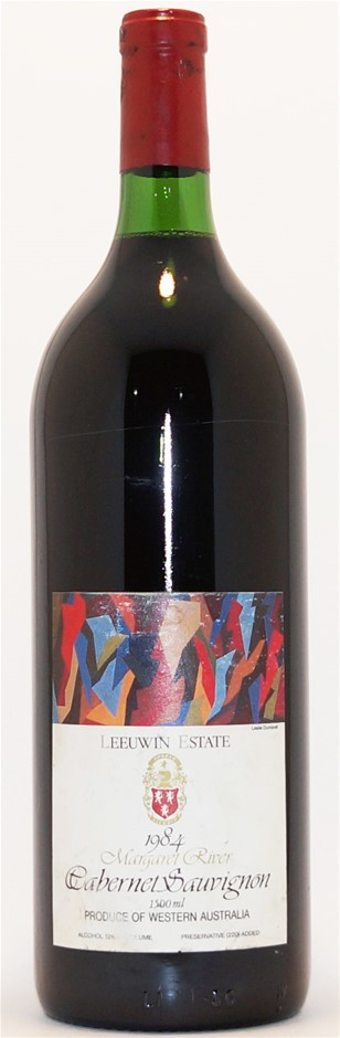 Leeuwin Estate Art Series Cab Sav 1984 - 5 Star Prov. (1 x 1.5L Magnum), WA